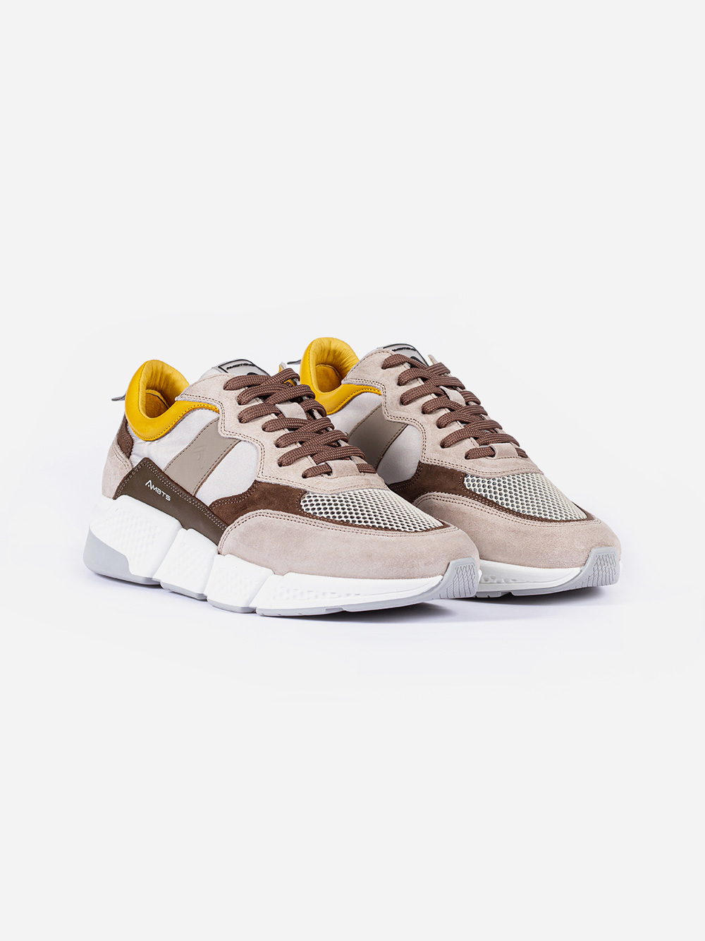 Sand Suede Sneakers