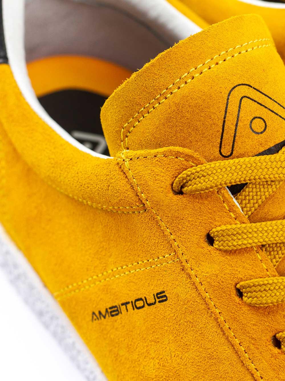 Mustard Sneakers