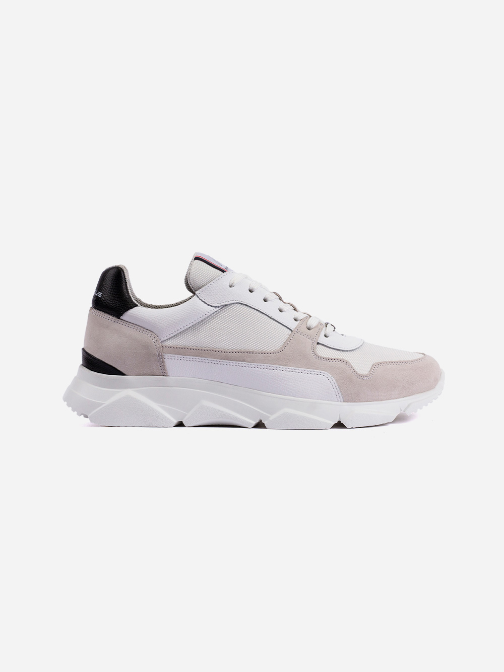 White and grey Sneakers
