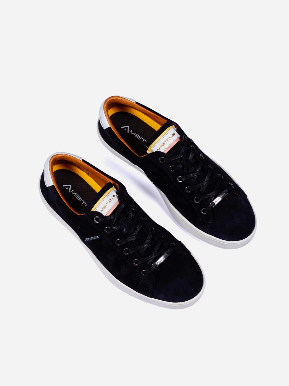 Dark Blue Sneakers