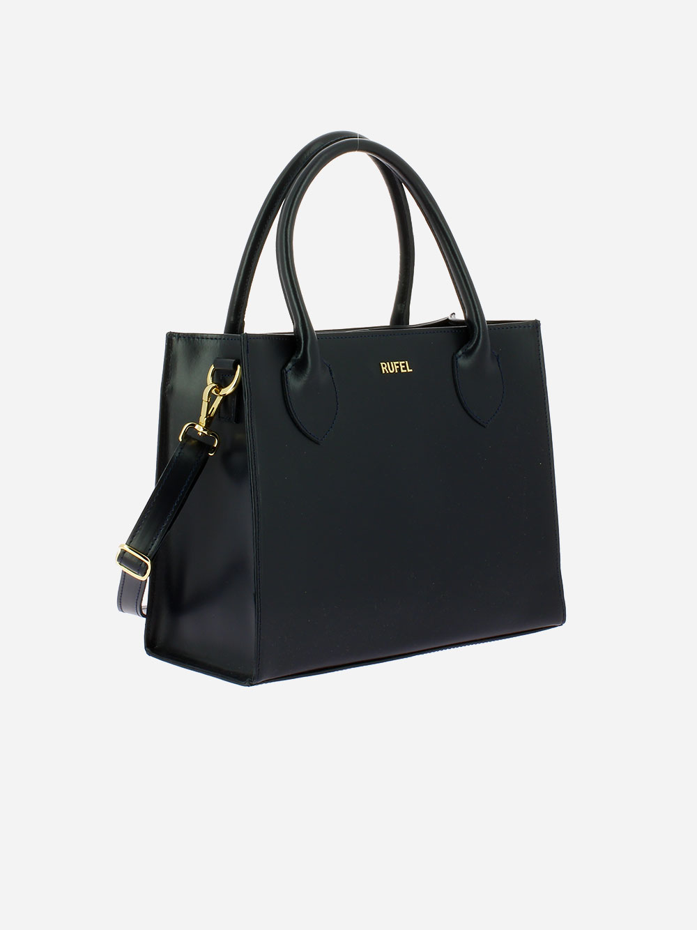 Suave Black Shopper