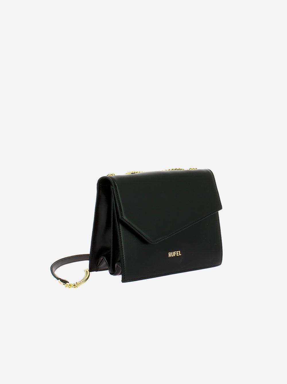 Soave Black Crossbody Bag