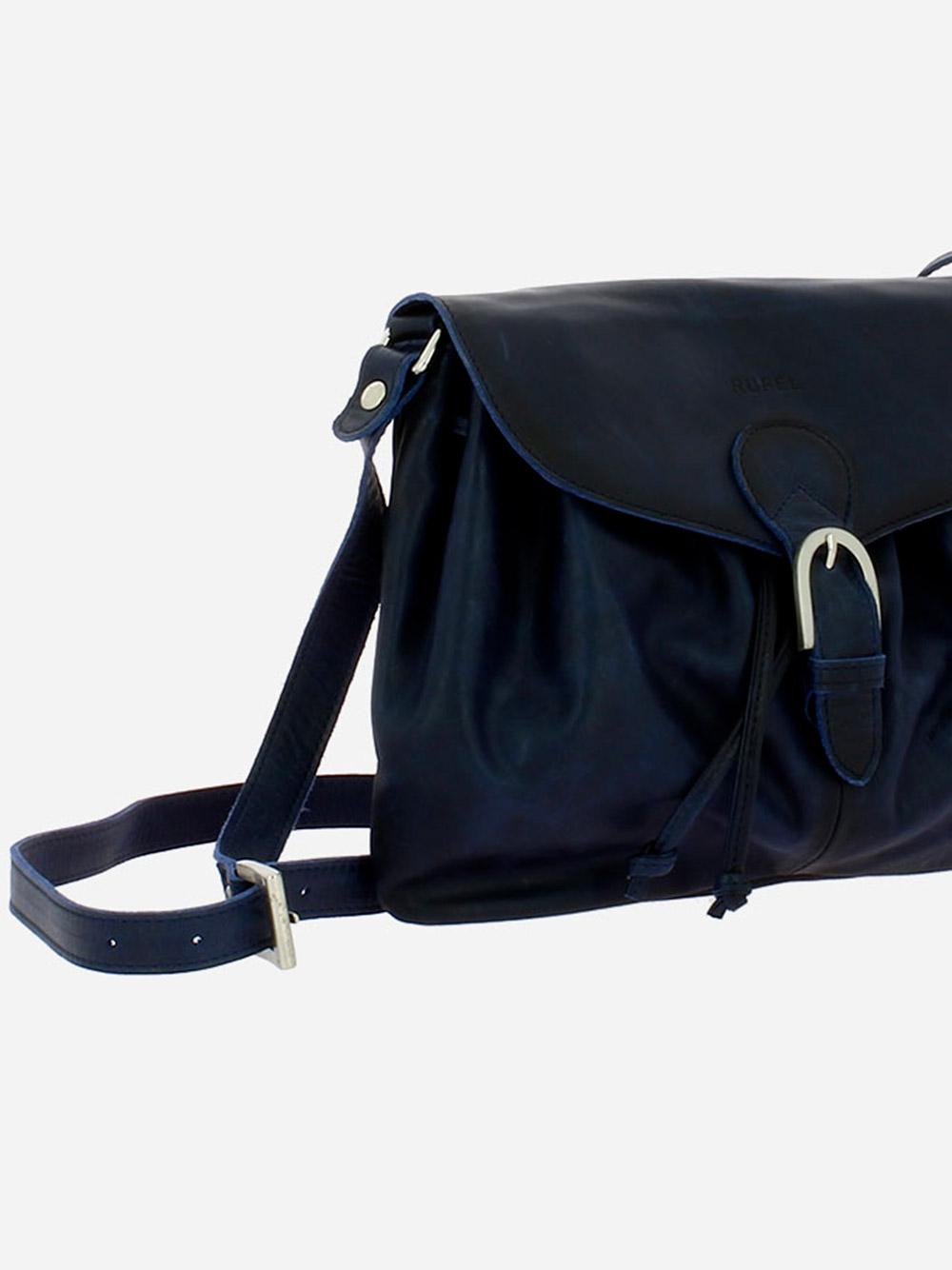 Star Blue Crossbody Bag