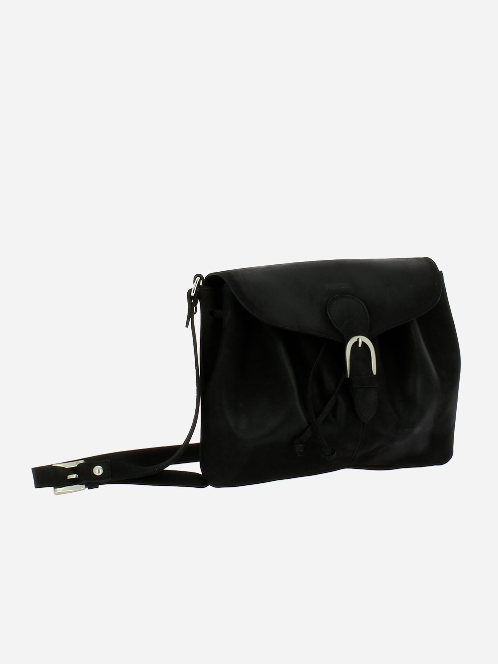 Star Black Crossbody Bag