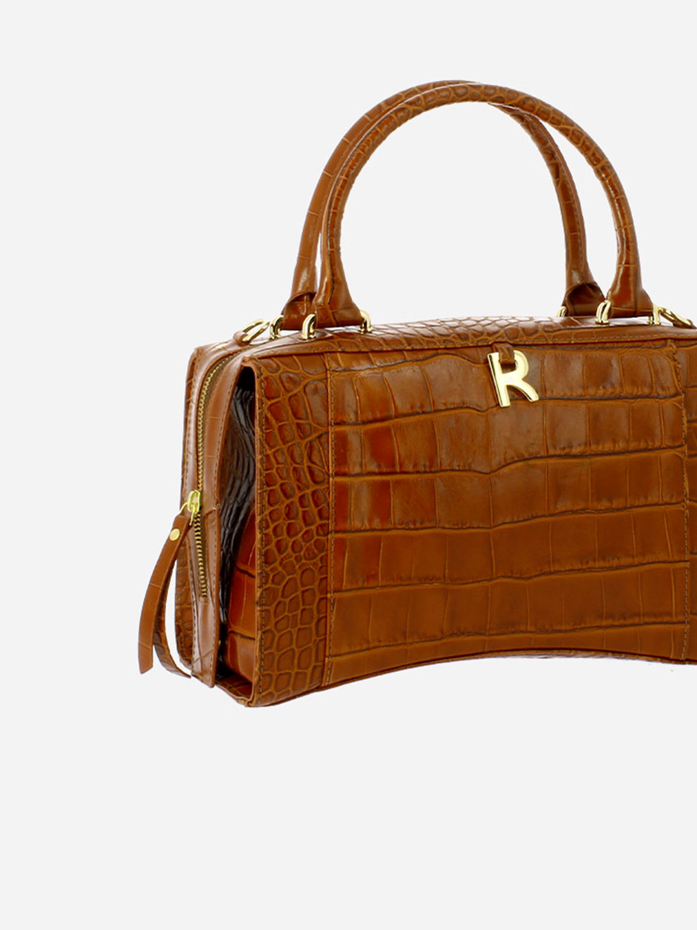 Croco Guilly Handbag
