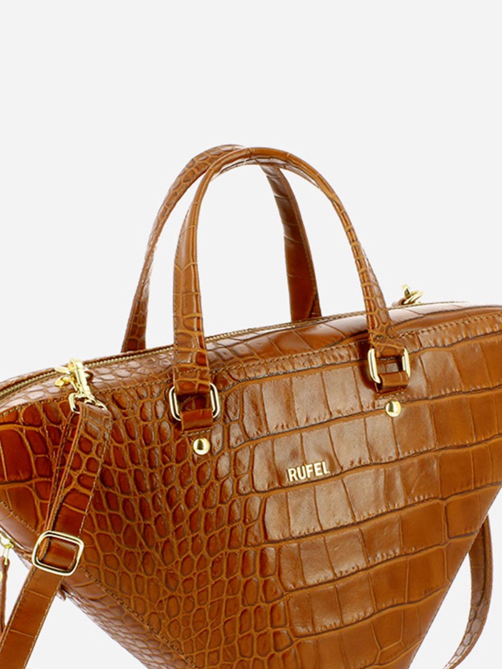 Croco Guilly Crossbody Bag
