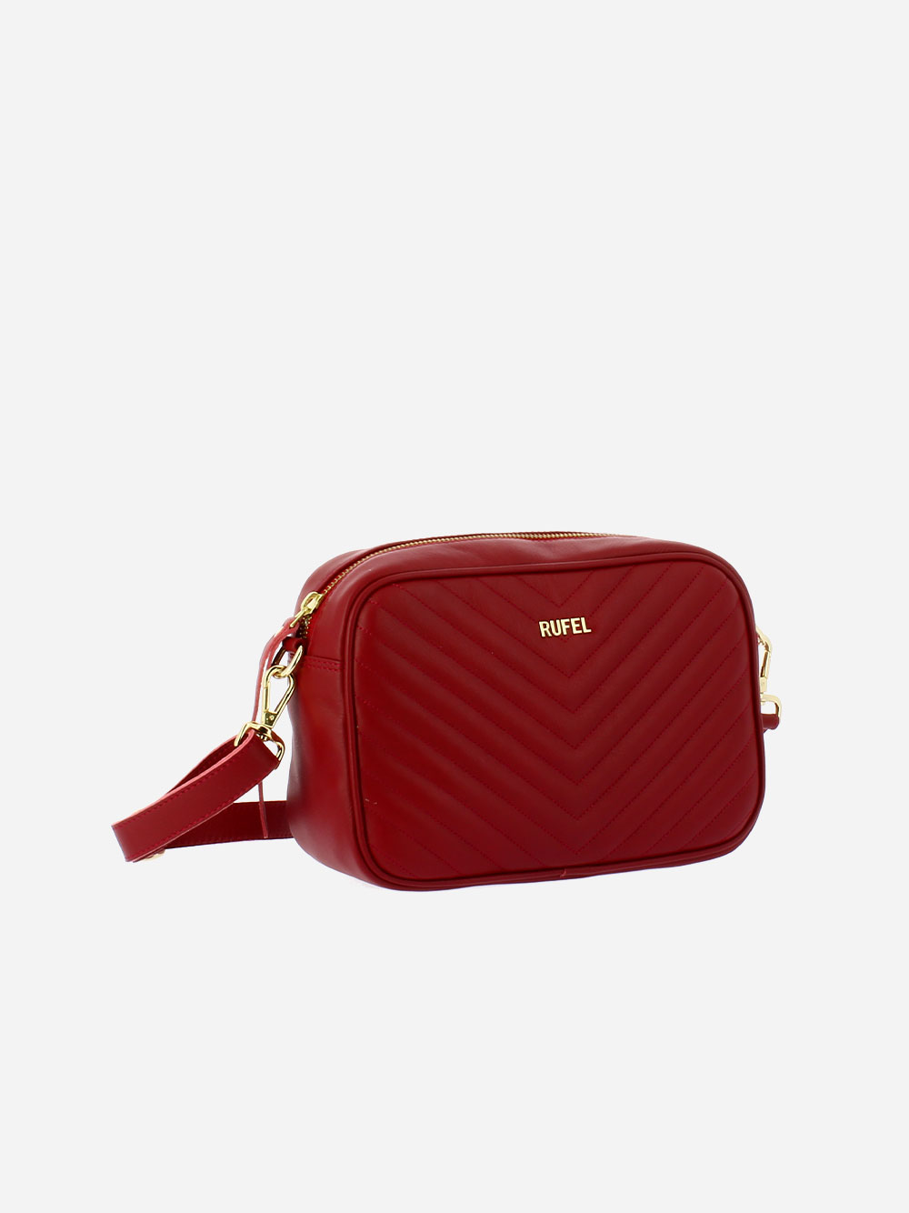 Nature CH Red Crossbody Bag