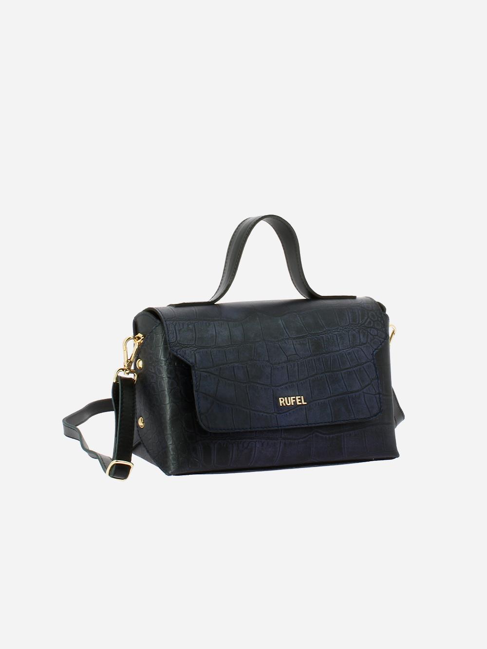 Aidi Blue Crossbody Bag