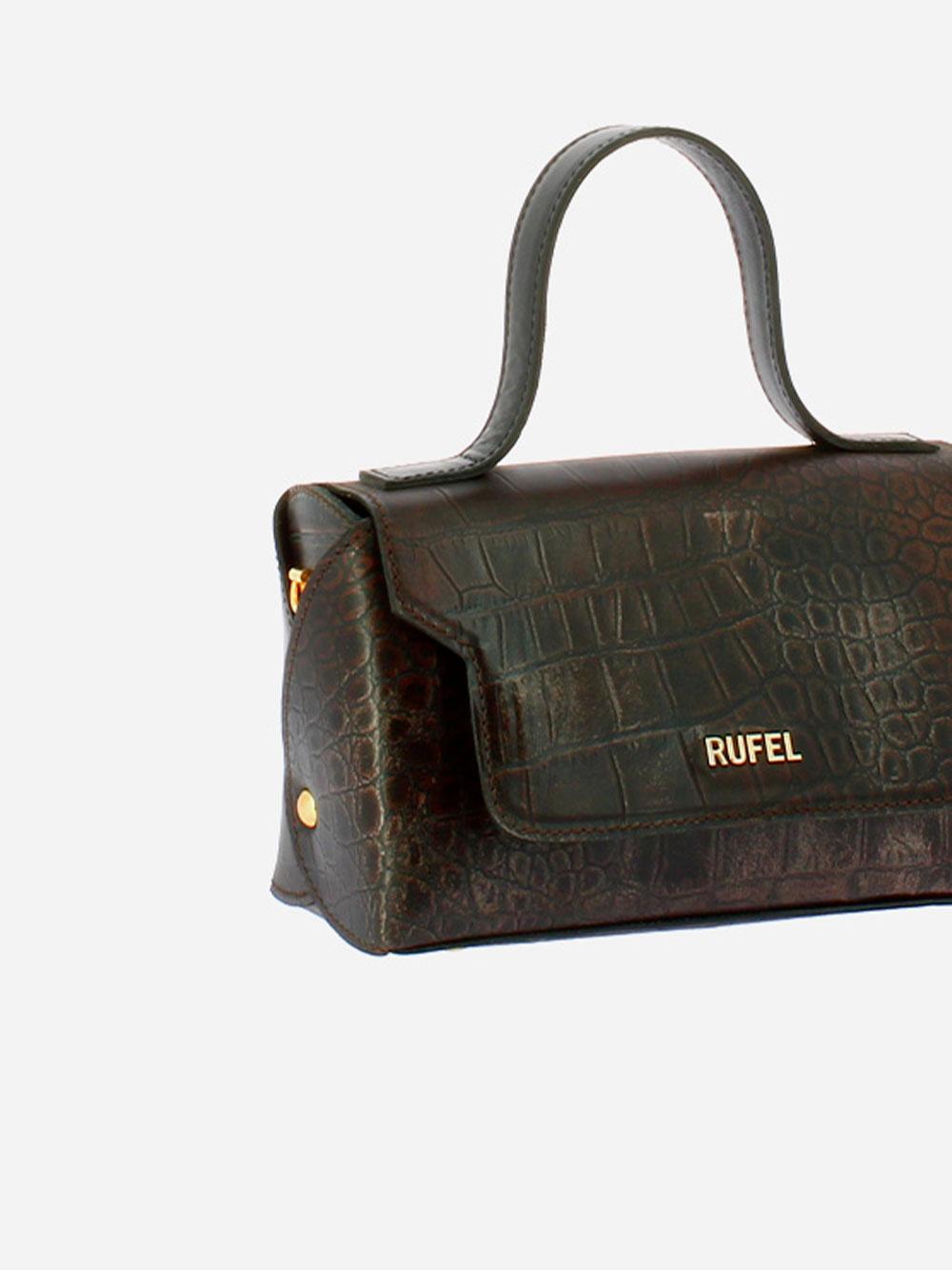 Aidi Bronze Handbag
