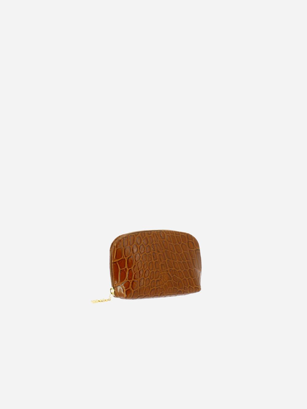 Toiletry Bag Croco
