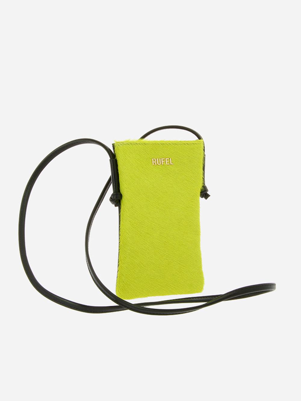 Small Fluorescent Crossbody Bag