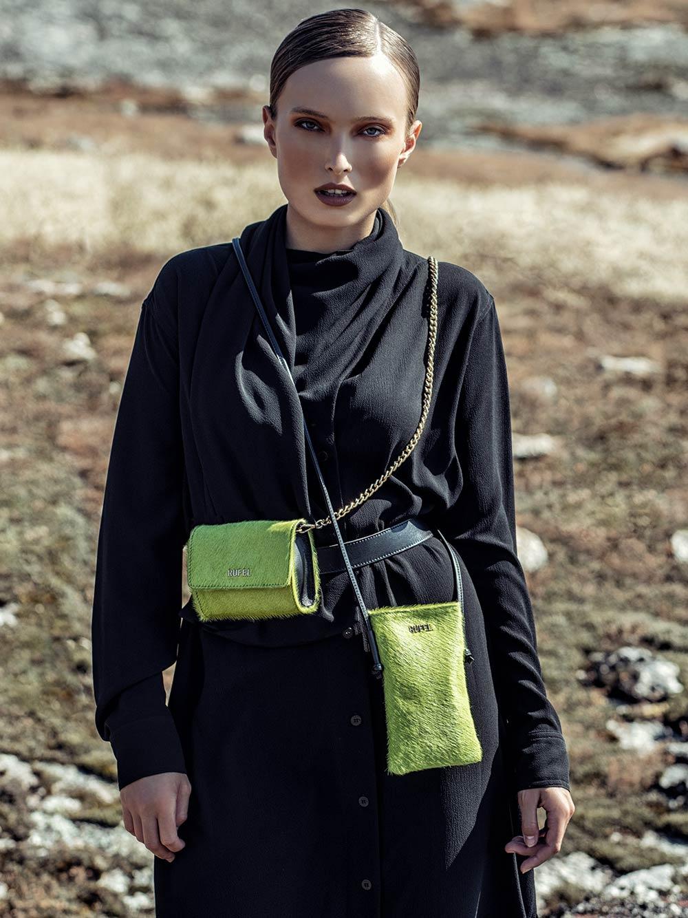 Fluorescent Belt Bag