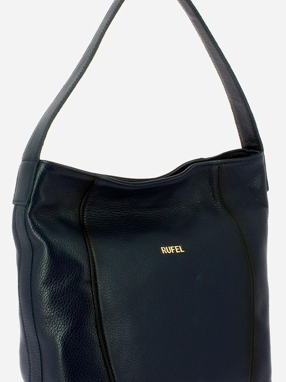 Blue Alce Shoulder Bag