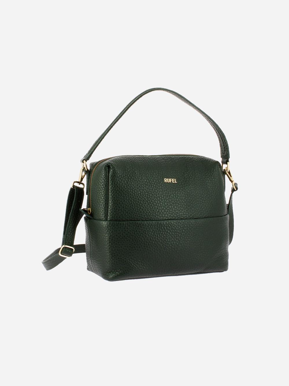 Green Boost Crossbody Bag