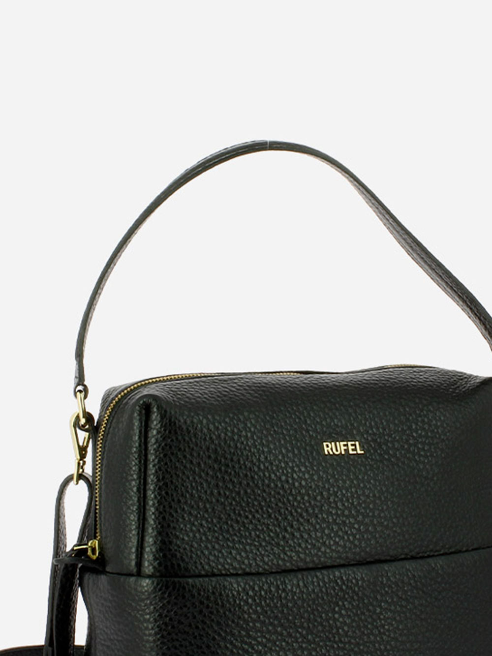 Black Boost Crossbody Bag