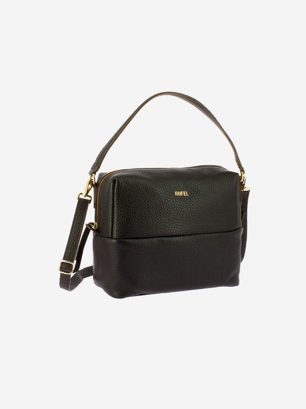 Brown Boost Crossbody Bag