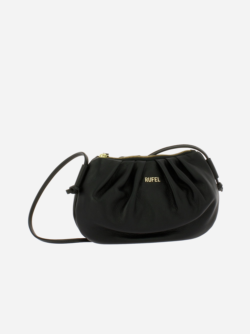 Black Nature Crossbody Bag
