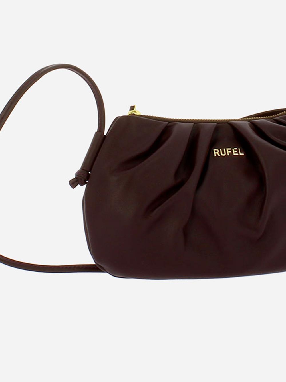 Burgundy Nature Crossbody Bag