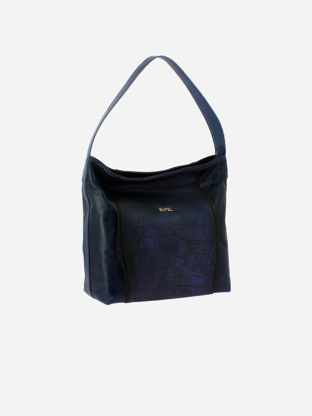 Blue Rustic Shoulder Bag