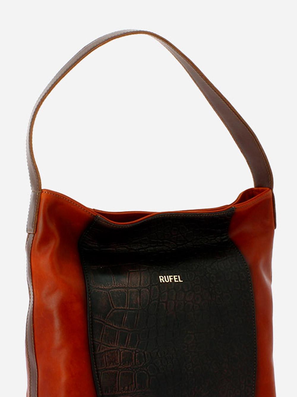 Brick Rustic Shoulder Bag