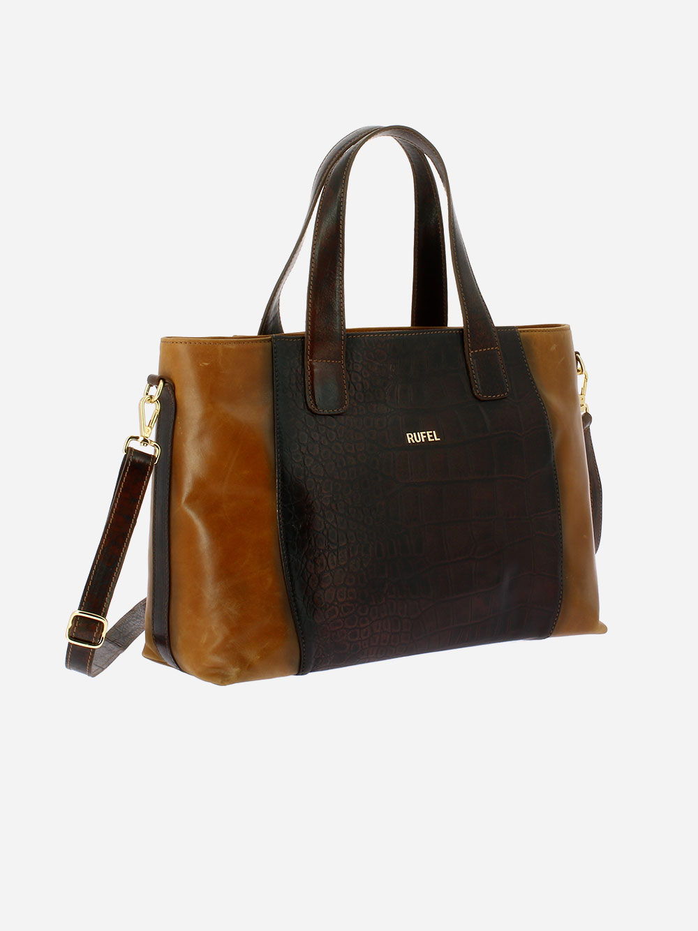 Honey Rustic Shopper