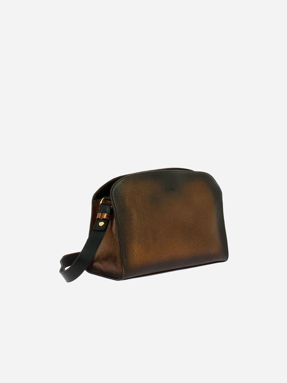 Laminated Crossbody Bag