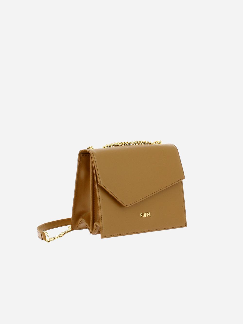 Soave Beige Crossbody Bag