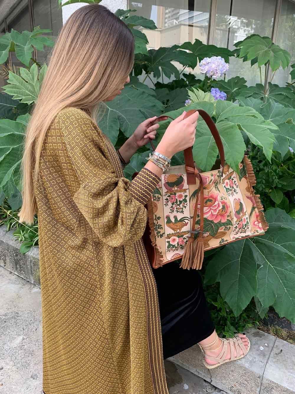 Tote Bag Summer   Zanzibar