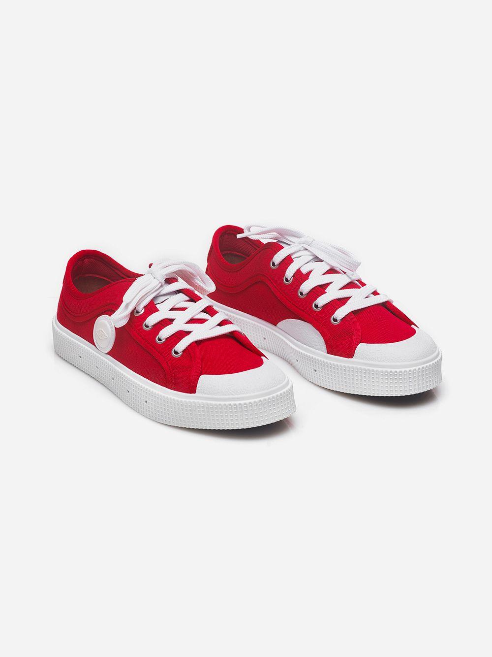 Red K200 Sneakers   Sanjo