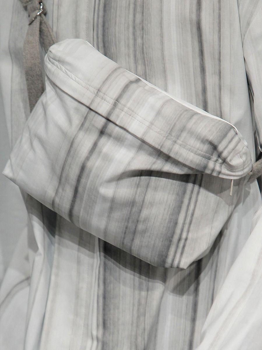 Marble Printed Crossbody Bag   Rita Sá