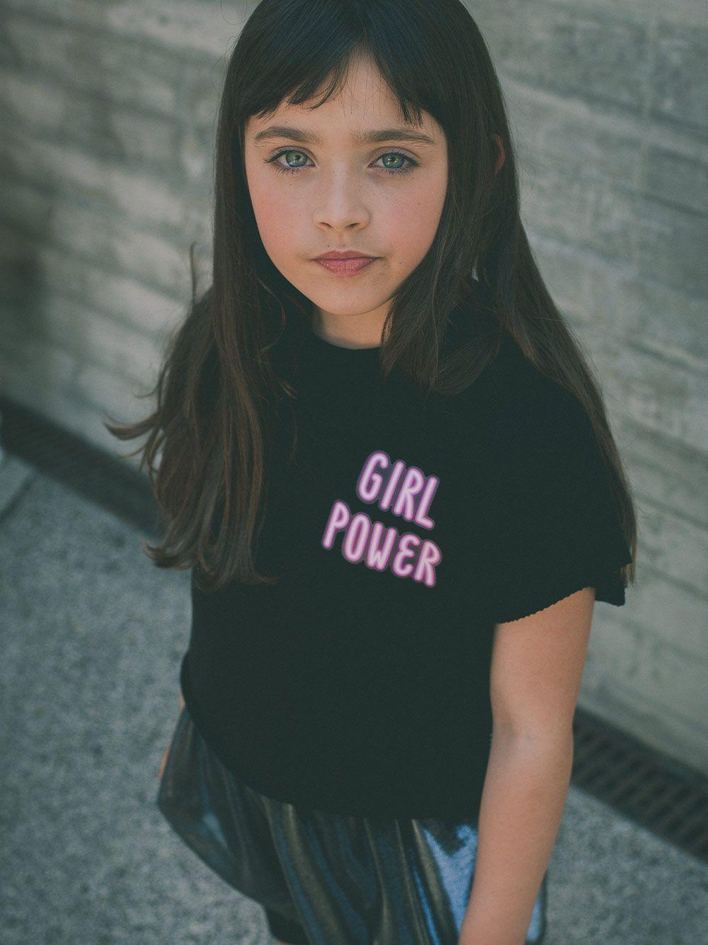 Top Preto Girl Power | Andorine