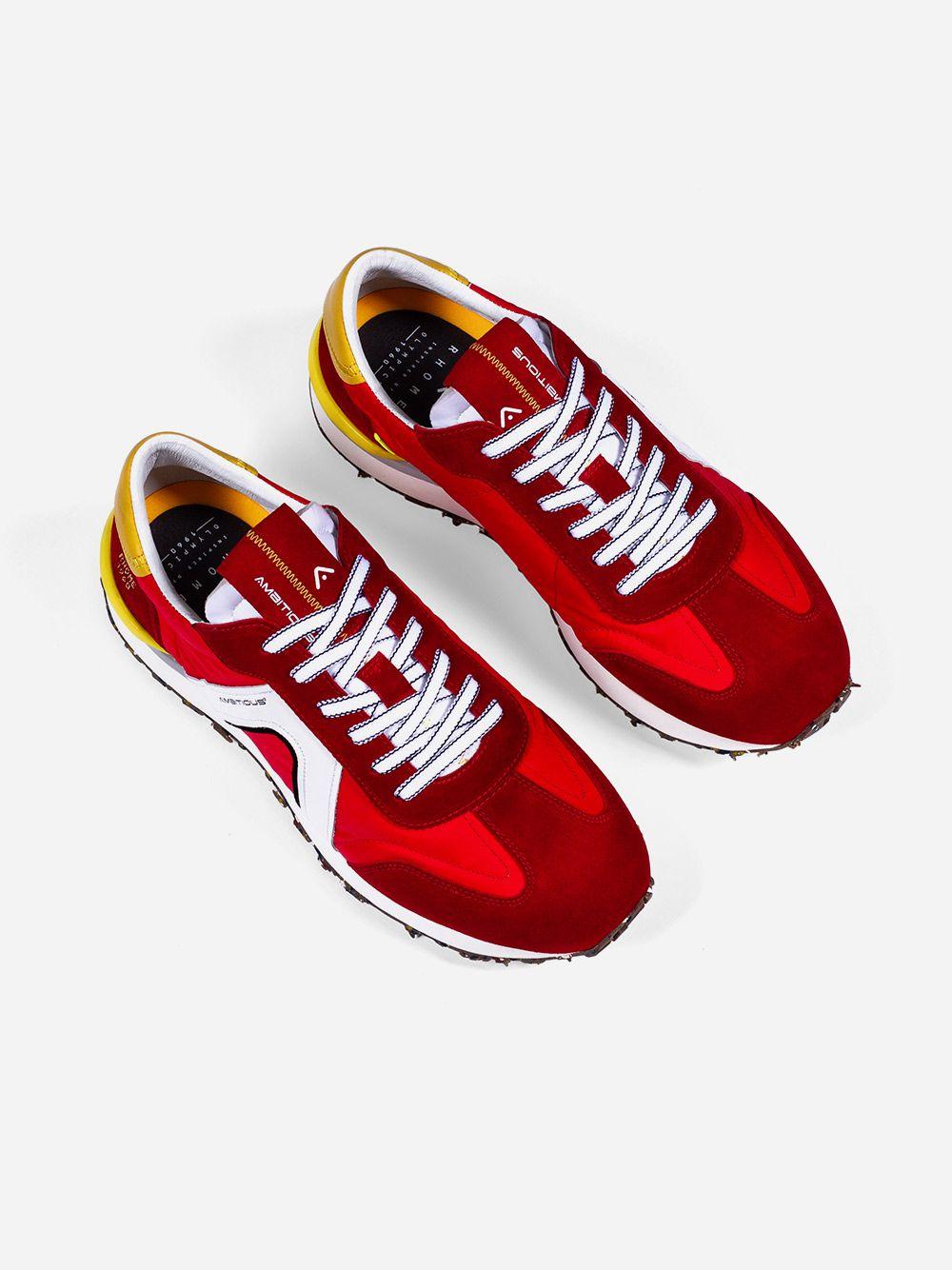 Sapatilhas vermelhas | AMBITIOUS