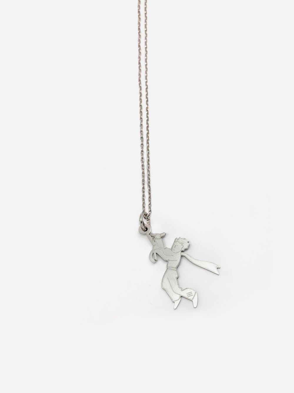 Silver Necklace Little Prince | Made to Envy