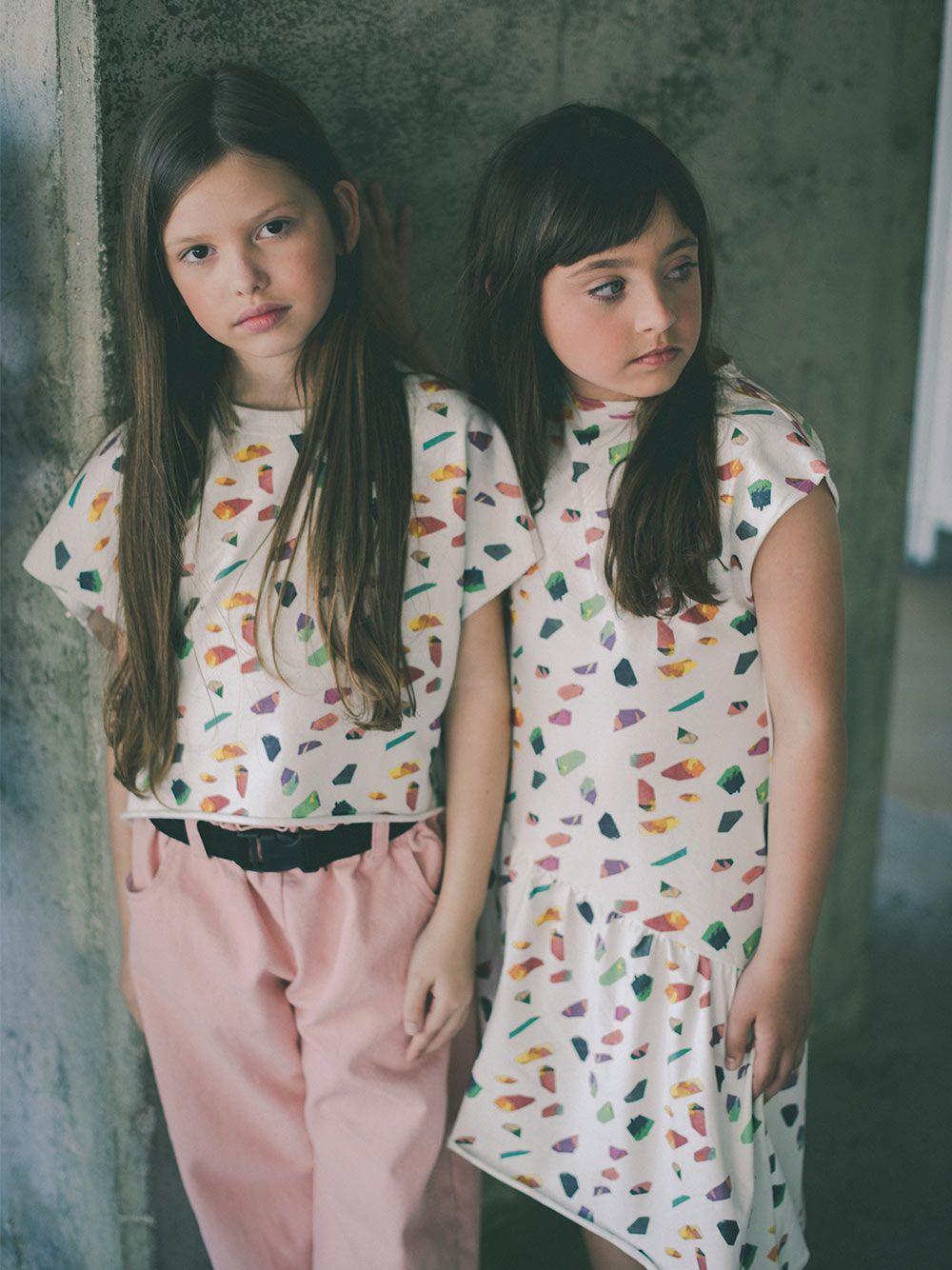 Culottes de Ganga Rosa | Andorine