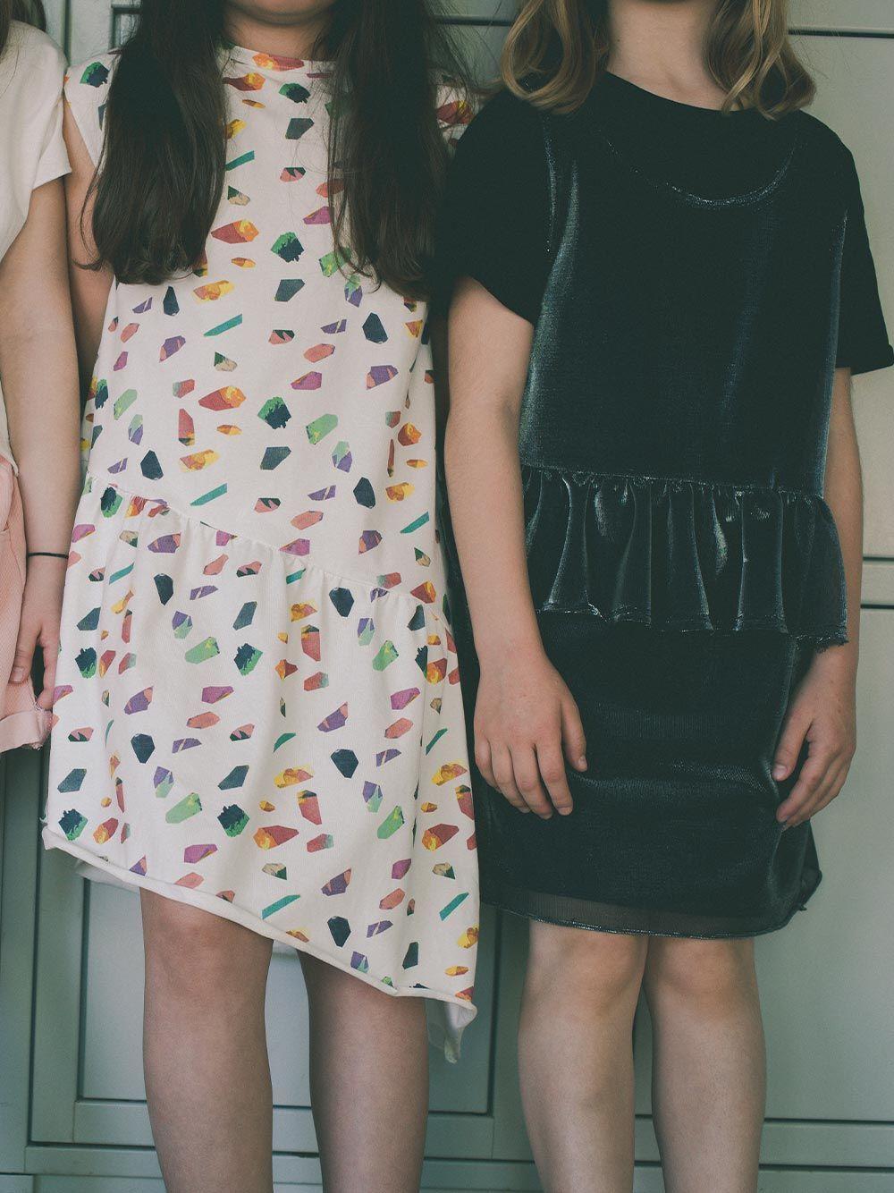 Vestido Preto Rede | Andorine