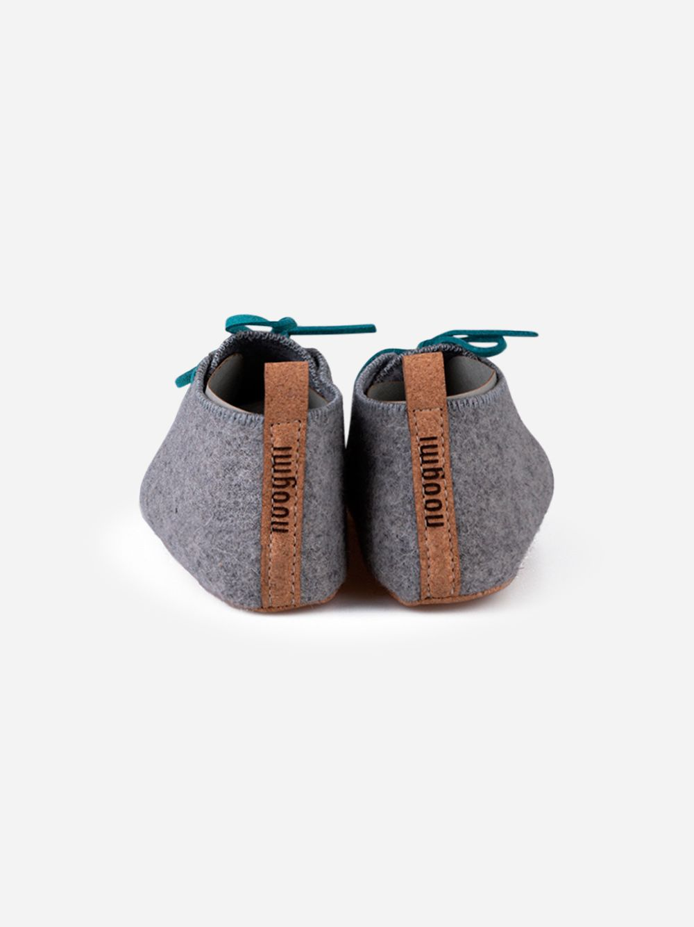 Grey Mookie Shoe   Noogmi