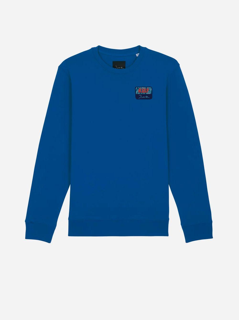 Sweater Azul Reef
