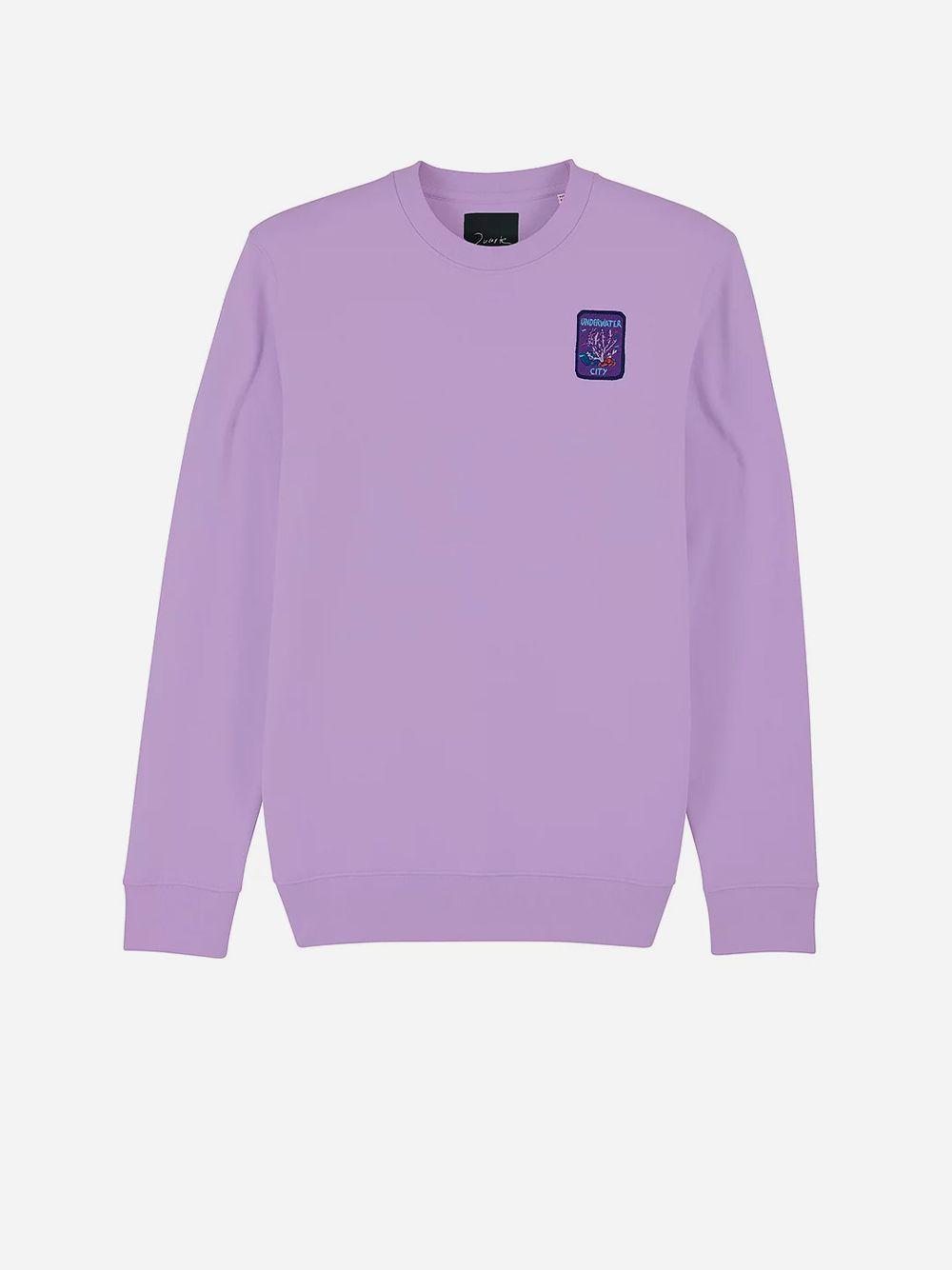 Sweater Lilac Underwater