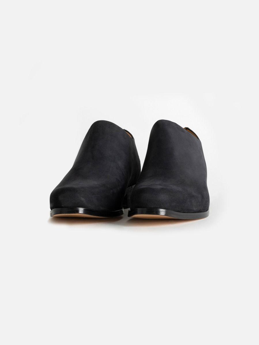 Black Shoes Careto | Entrudo