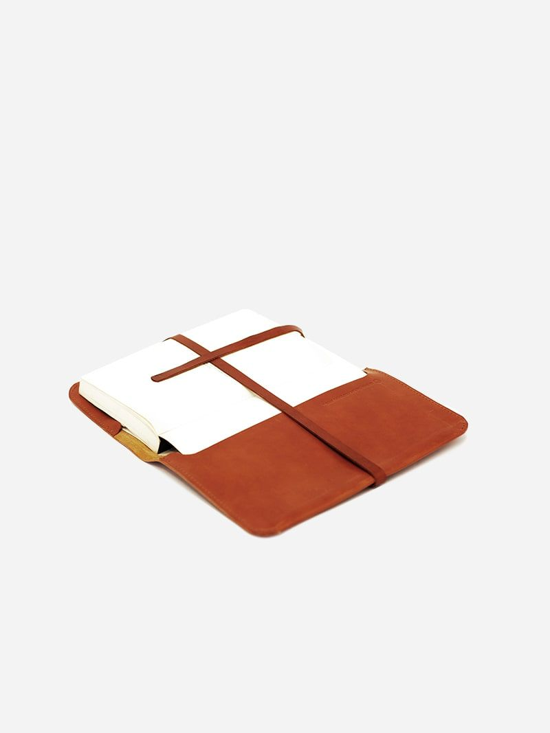 Viegas Brown Leather Case | Ideal & Co