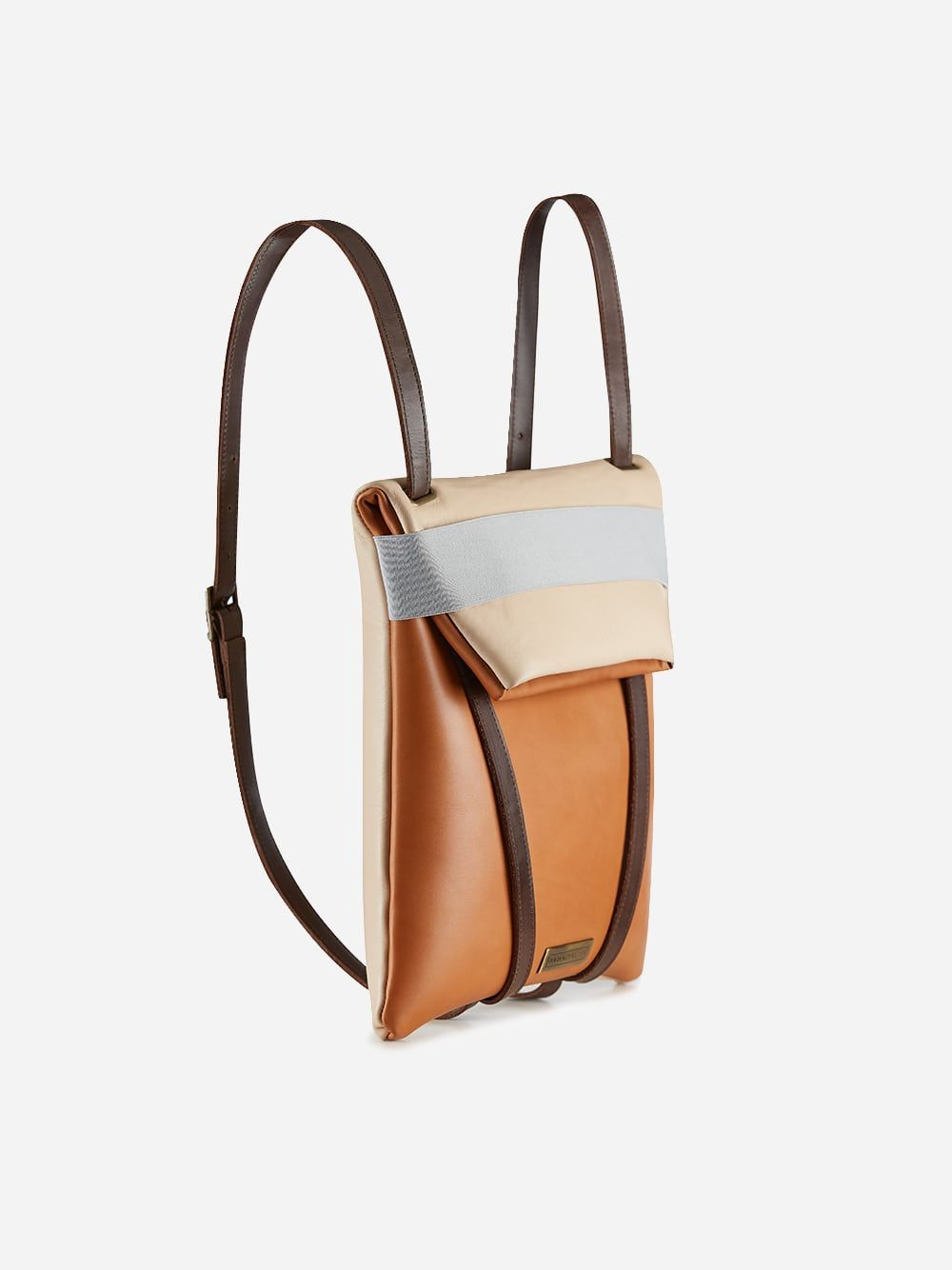 Backpack Sand | Maria Maleta