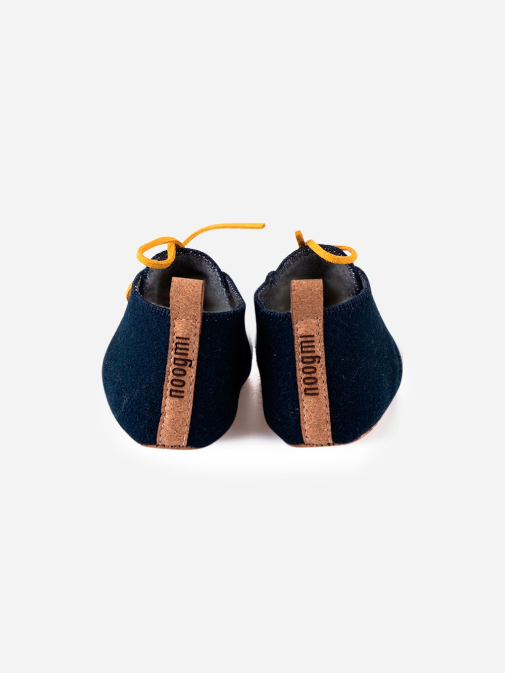 Navy Mookie Shoe   Noogmi