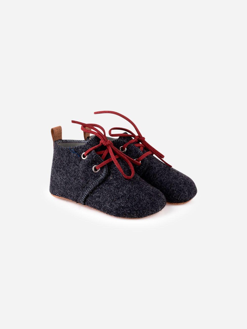 Dark Grey Mookie Shoe | Noogmi