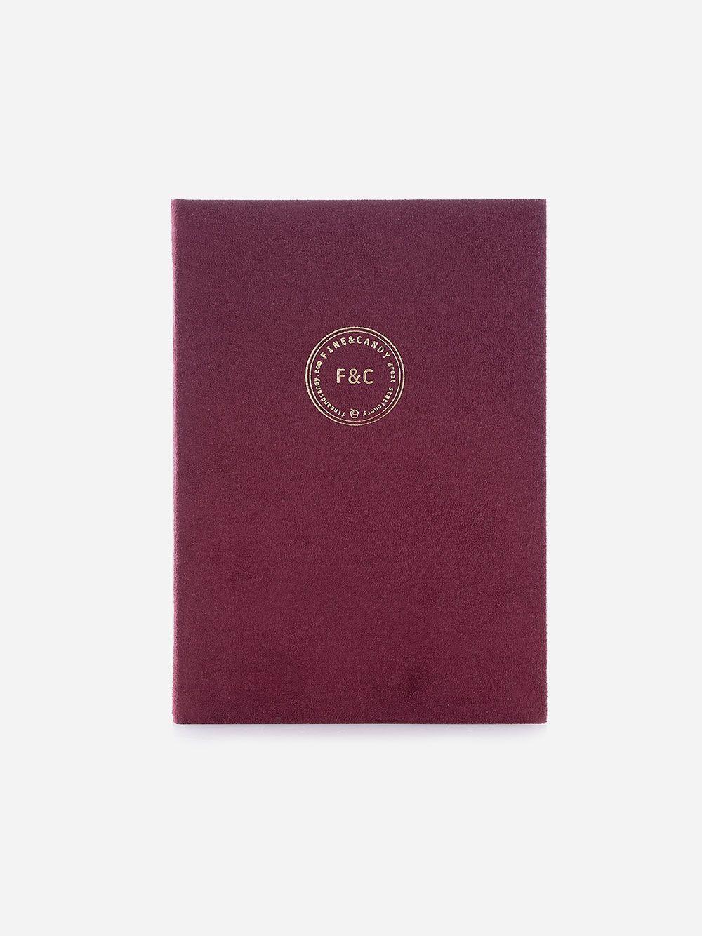 Notebook Amora | Fine & Candy