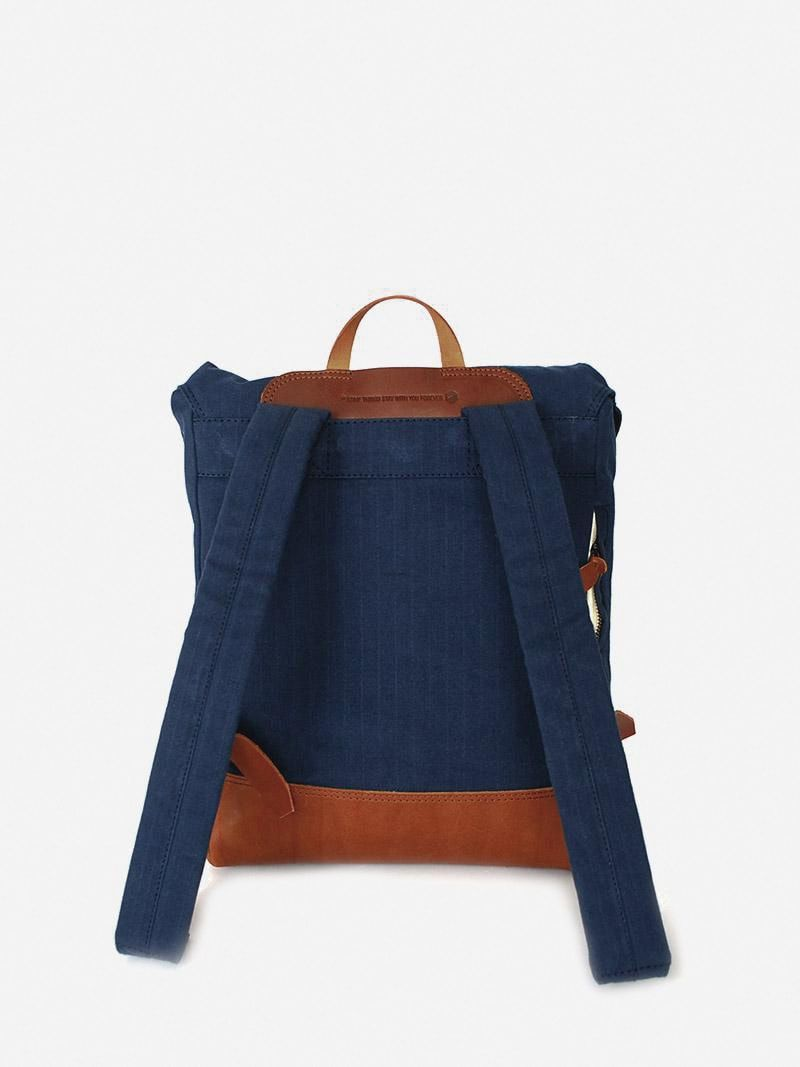 Arrimal Blue Backpack   Ideal & Co