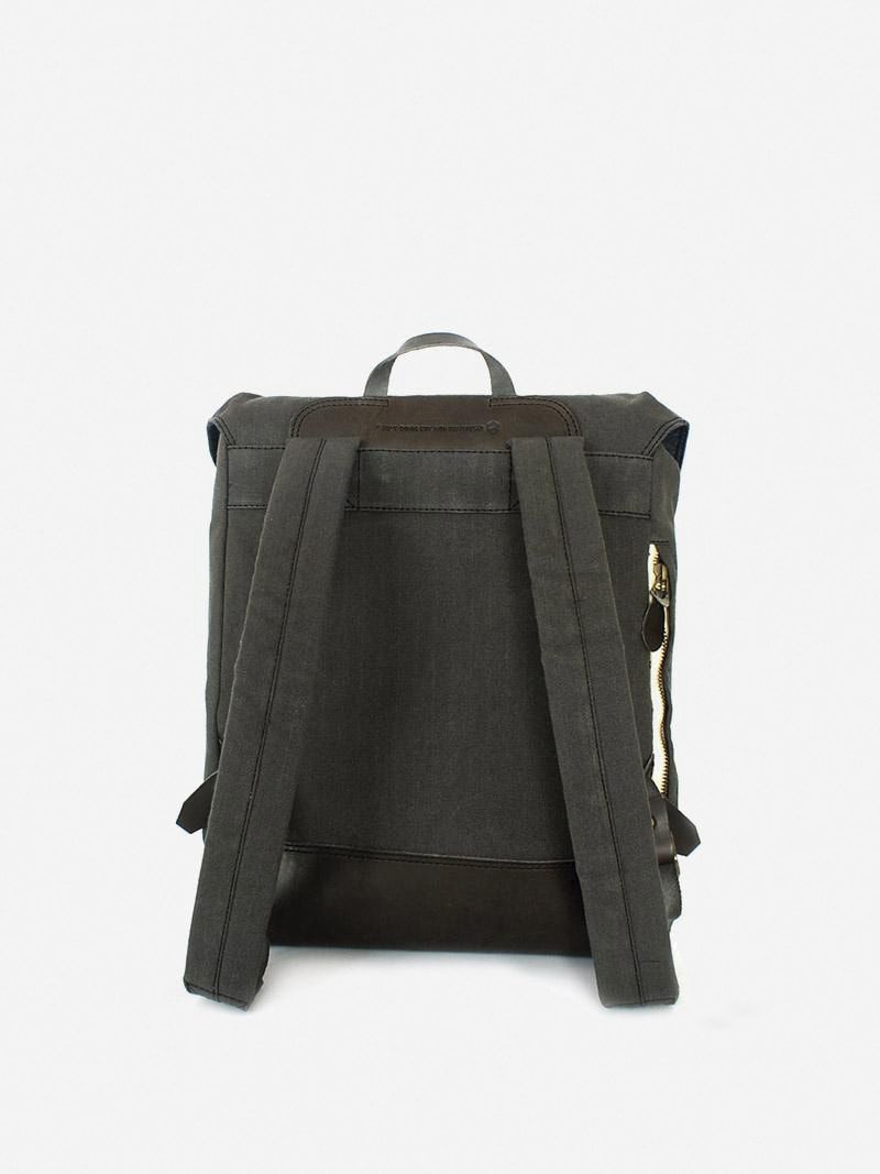 Arrimal Grey Backpack | Ideal & Co
