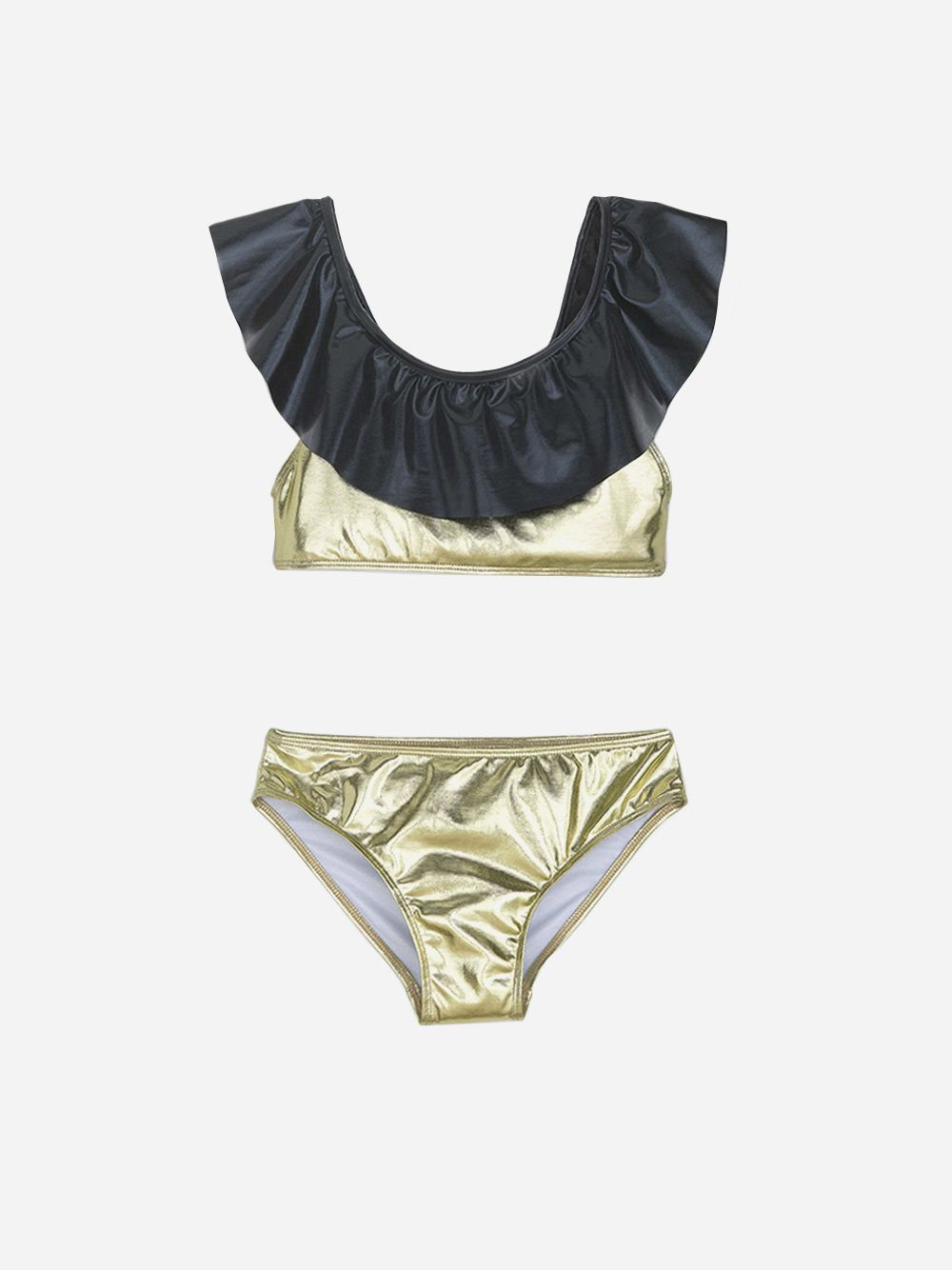 Conjunto Bikini Metalizado   Andorine