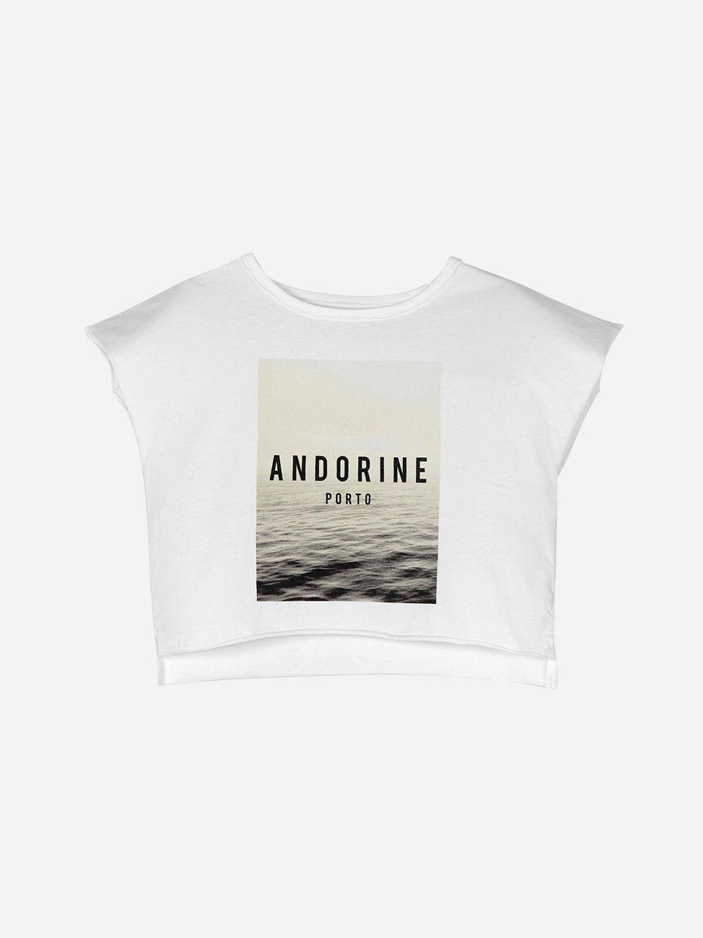 Print T-shirt   Andorine