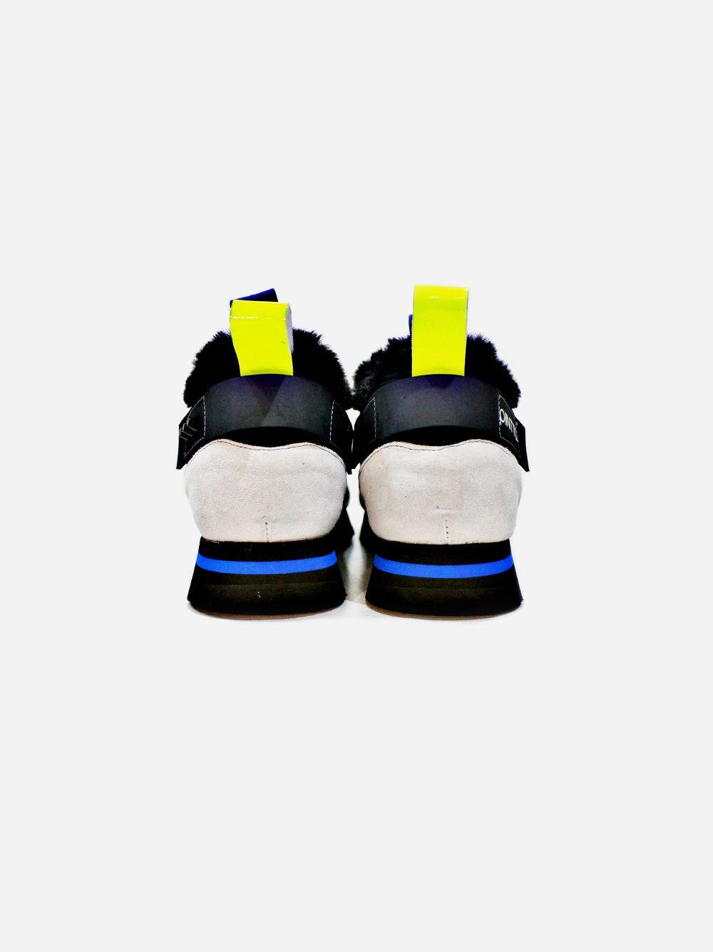 Sapatilhas Miami Black | Pintta