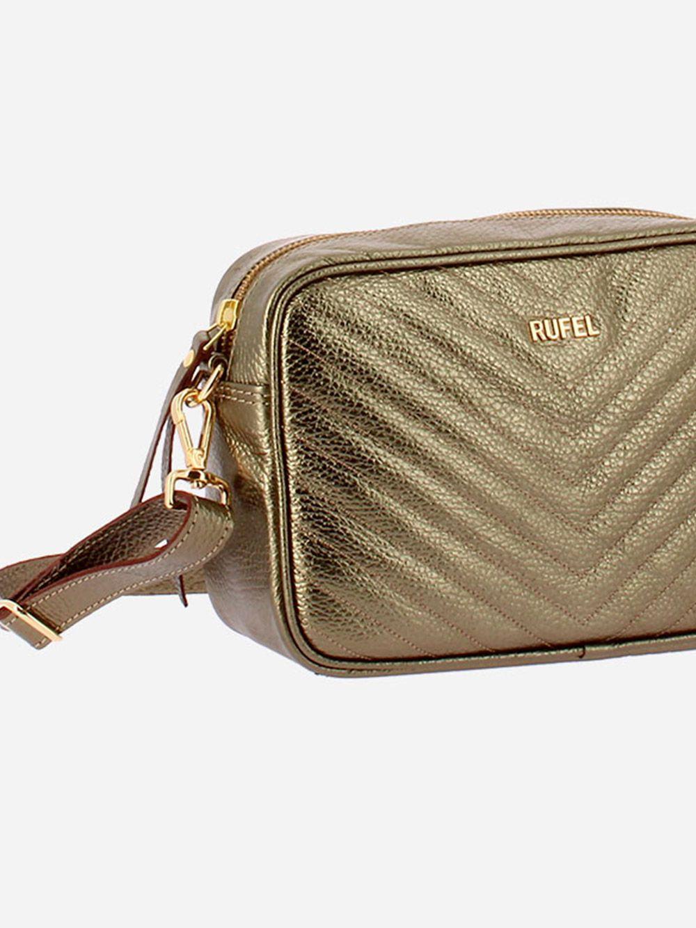 Nature CH Bronze Crossbody Bag | Rufel